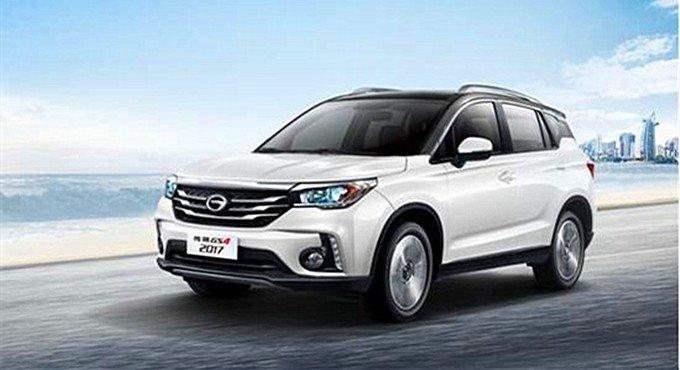 将爆款打造到底 2017款传祺GS4成中国品牌SUV新样板