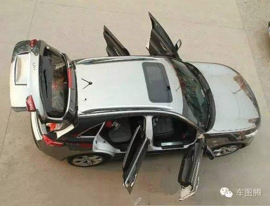 车上千万别乱贴实习标志和车贴 会被罚款的