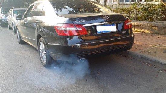 汽车出现3种现象 说明你的车开始烧机油了