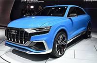 奥迪将推最强旗舰性能SUV 加速仅4.7秒