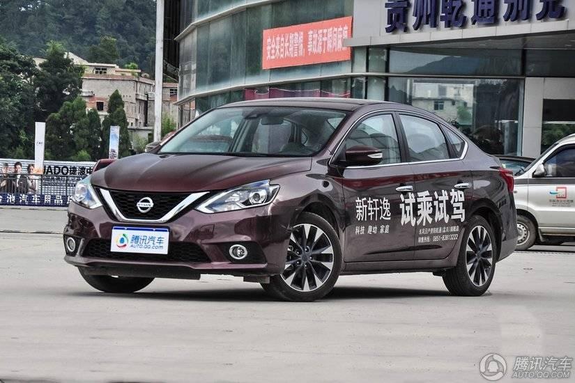 [腾讯行情]泸州 日产轩逸购车优惠2.4万元