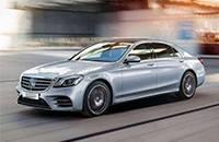 全新奔驰S级轿车欧洲接受预定 86349欧元起