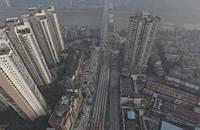 沱江二桥北岸高架桥合拢 预计2017年春节前通车