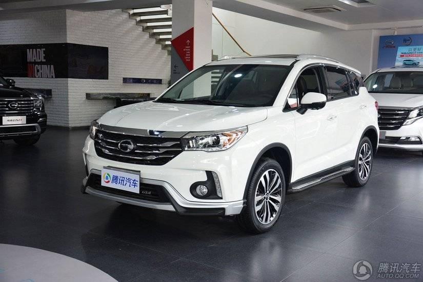 [腾讯行情]连云港 传祺GS4店内优惠1万元