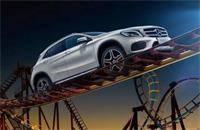 新一代梅赛德斯奔驰GLA SUV茂名惠通上市发布