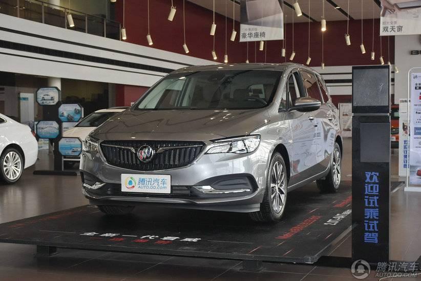 [腾讯行情]马鞍山 别克GL6购车优惠2.2万