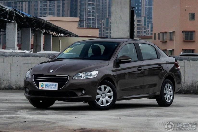 [腾讯行情]马鞍山 标致301购车优惠达1万