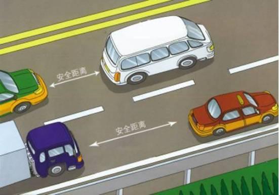 """长安知识课堂:""""行车错觉""""如何克服?"""