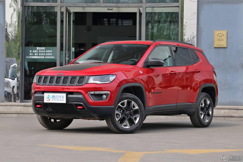 [腾讯行情]绵阳 Jeep指南者店内让利1万元