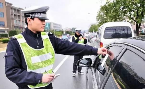 停车也是一门学问 稍不注意就要扣分罚款