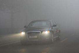雾霾天开车应该注意这些