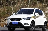 SUV实力新军 试驾天津一汽骏派D60 1.8L
