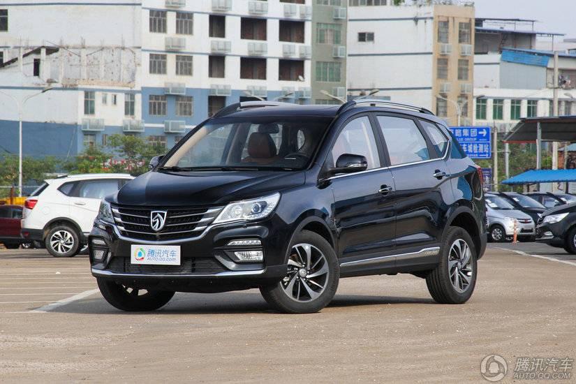 [腾讯行情]南充 宝骏560购车优惠4000元