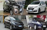四款30万内全能MPV车型推荐 居家商务伴侣