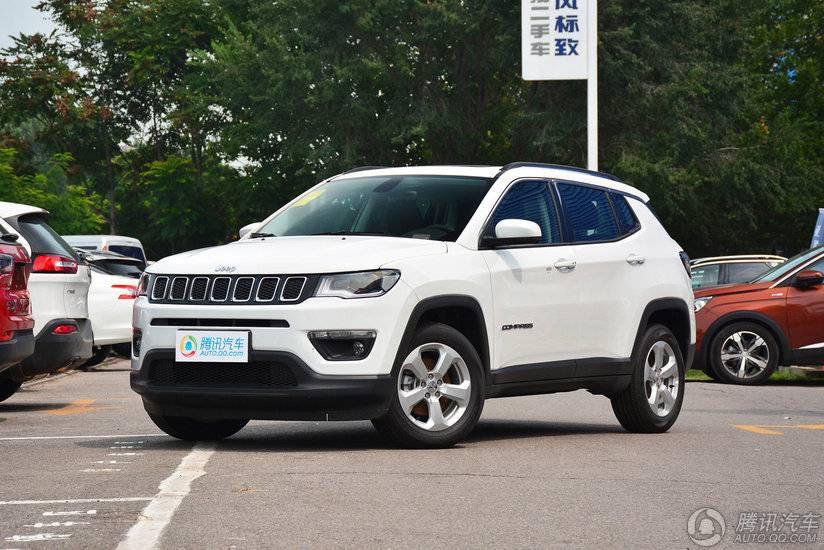 [腾讯行情]南京 Jeep指南者价格直降1万元