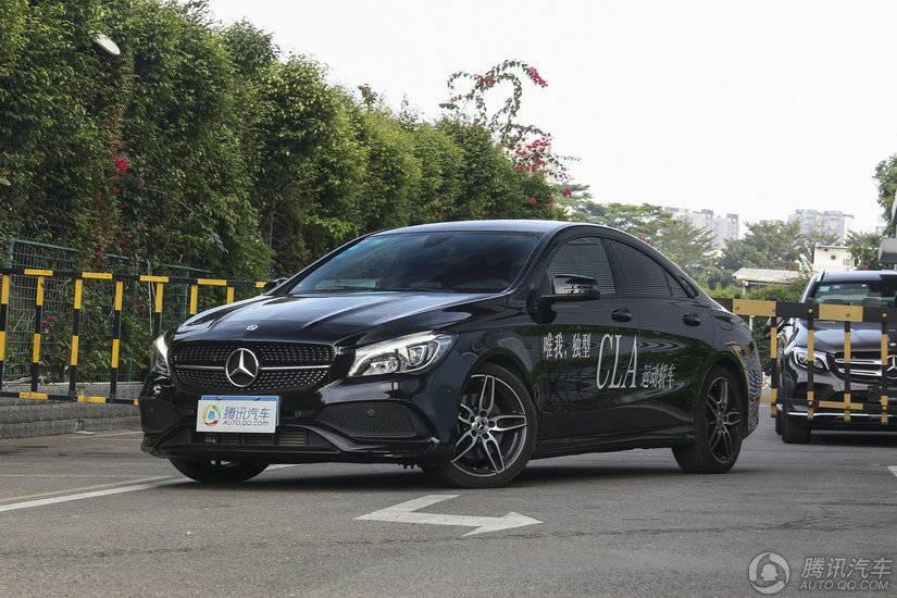 [腾讯行情]南京 奔驰CLA级售价23.78万起