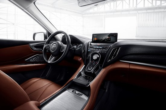 广汽Acura全新RDX正式亮相南京并开启预售!