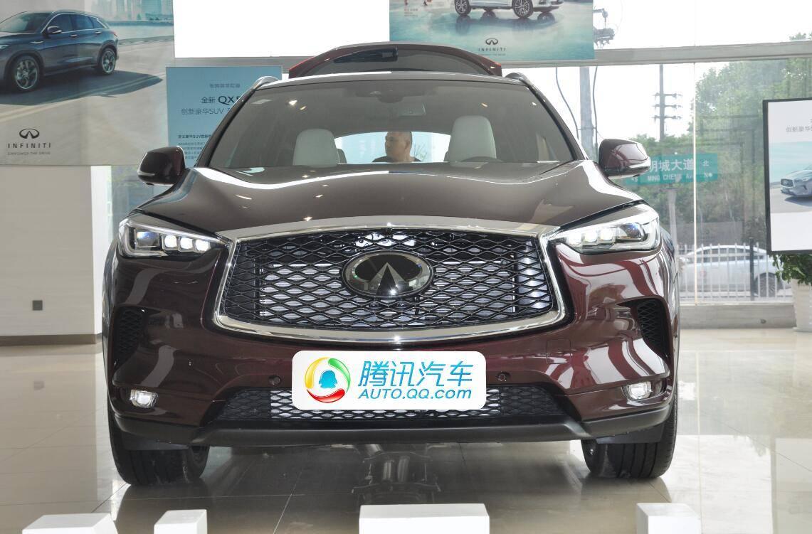 锋芒毕露——南京英菲尼迪QX50到店实拍
