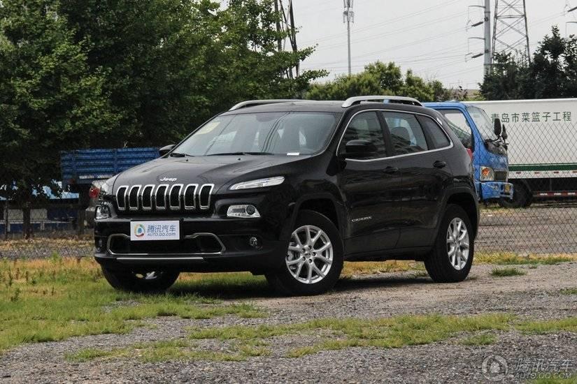 [腾讯行情]南京 Jeep自由光让利2.2万元