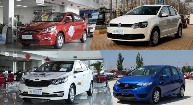 4月热销小车 赛欧/瑞纳等5.68万起售