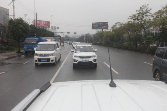 长安CX70T媒体试驾会·南宁站圆满结束