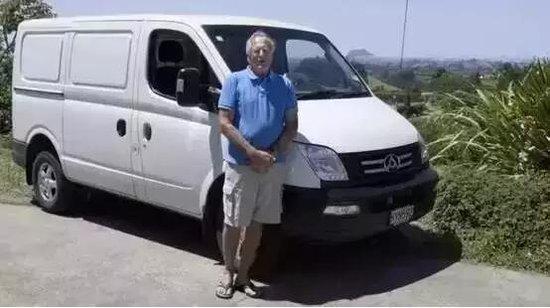每天1200公里 为何新西兰大叔独爱上汽大通