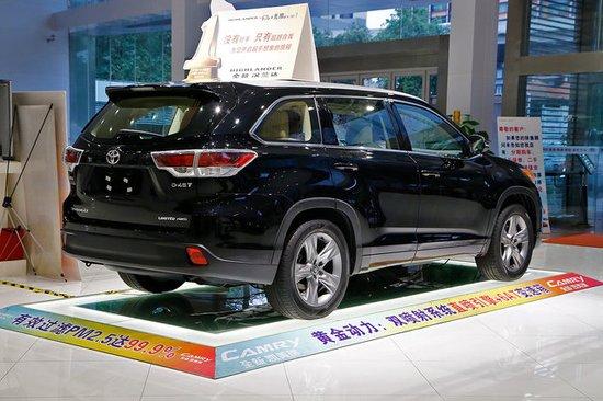 四款7座中型SUV车型推荐 综合产品力出色