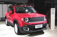 Jeep专业SUV亮剑南宁国际汽车文化节