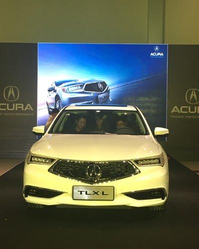 开启热销攻势 广汽Acura ALL NEW TLX-L南宁上市