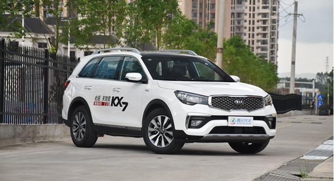 起亚KX7现购车优惠5000元