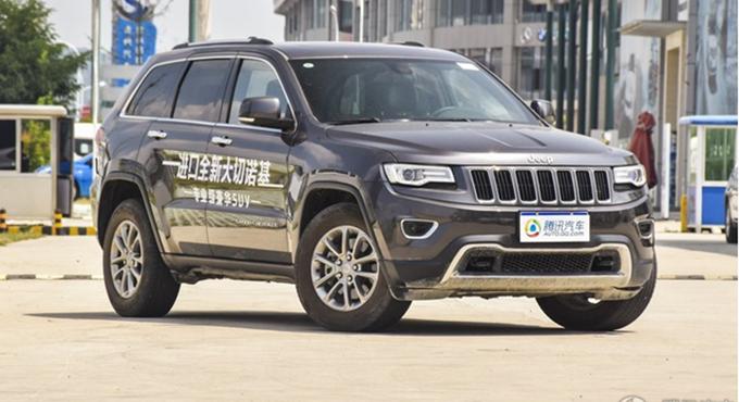 Jeep大切诺基优惠15万元