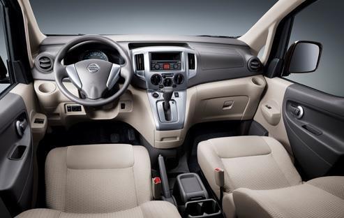 七座商务车日产NV200特惠活动 现金优惠8000元