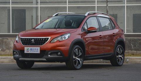 诗和远方从它开始 合资品牌小型SUV推荐
