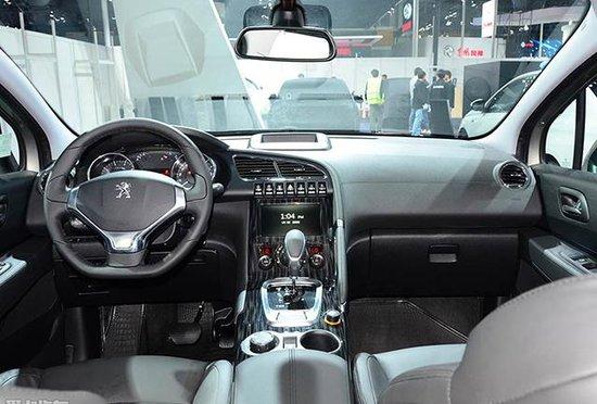 新款东风标致3008内饰-性价比是王道 15万元热门城市SUV推荐高清图片