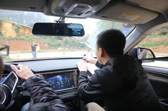 勇者无畏 大迈X7广西区域媒体试驾会完美落幕