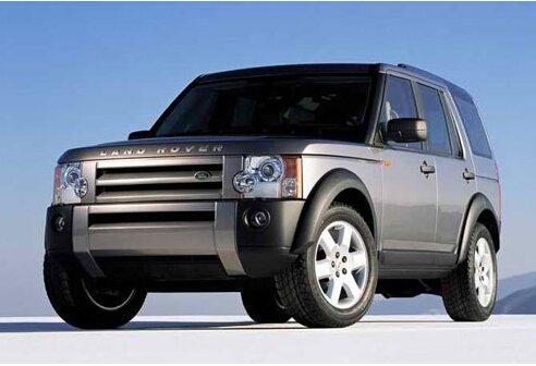 全球SUV第一品牌--路虎发现3