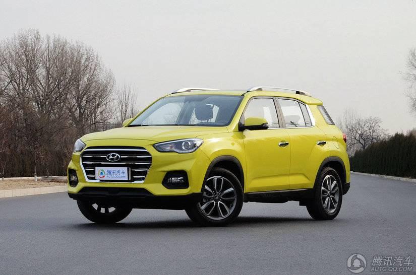 [腾讯行情]南通 北现ix35购车优惠1万元
