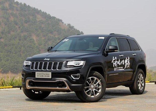 Jeep大切诺基