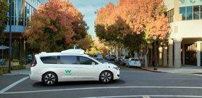 谷歌/FCA合作打造100辆自动驾驶新型货车