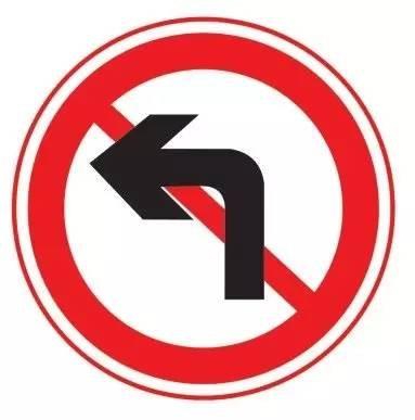 这个路口开始禁左,路过可要注意了