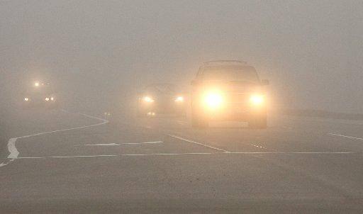 这些雾霾天驾驶技巧你不得不学 车道如何选