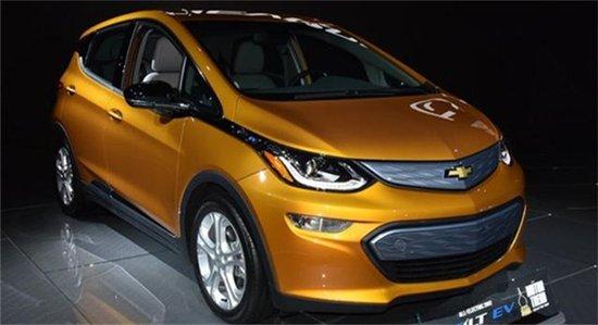 雪佛兰将基于Bolt推SUV 全面进军纯电动