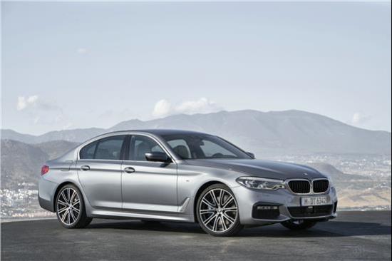 宁波宝恒BMW:全新BMW 5系全球首发