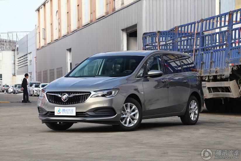 [腾讯行情]平顶山 别克GL6购车钜惠1.7万