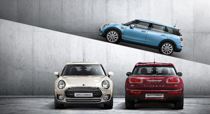 ����100̨ MINI ONE CLUBMAN��������