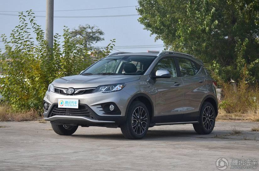 [腾讯行情]青岛 东南DX3购车优惠达3000元