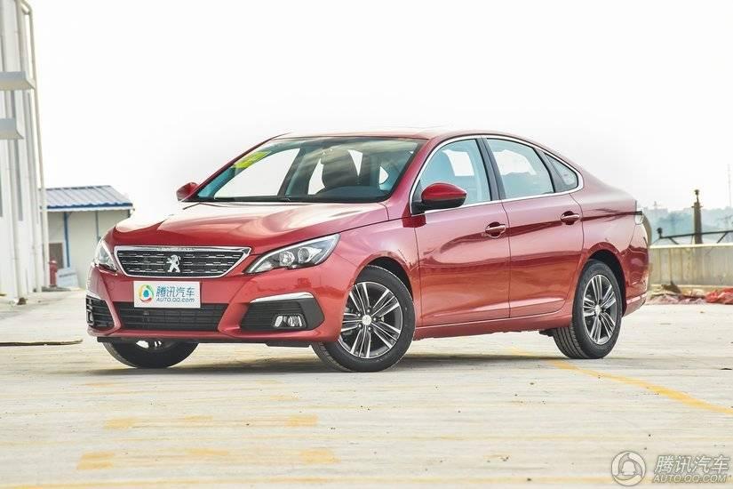[腾讯行情]青岛 标致308购车优惠1.2万元