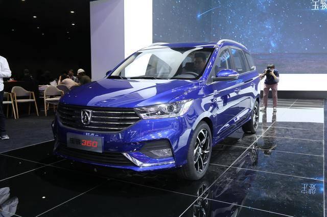 宝骏旗下多款车型亮相 产品线进一步丰富