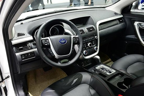 新款奔腾X80将于9月16日上市 增1.8T车型高清图片