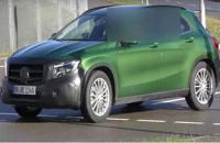 奔驰将推GLB 共享换代GLA平台/添轿跑元素